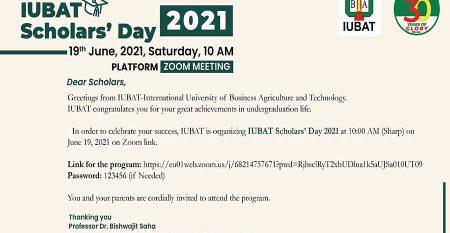 IUBAT-Scholars'-Day-2021